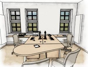 burogestaltung beispiele, pollmann objektmöbel gmbh - extrem stabile möbel für heime, Design ideen